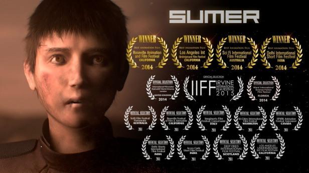 CGI 3D AWARD WINNING Animated Short HD Sumer - by Alvaro Garcia